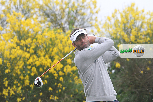 Raphael Jacquelin (FRA) on the 3rd on Day 3 of the Alstom Open de France at Golf National,  Saint-Quentin-En-Yvelines, Paris, France, 7/7/12...(Photo Jenny Matthews/www.golffile.ie)