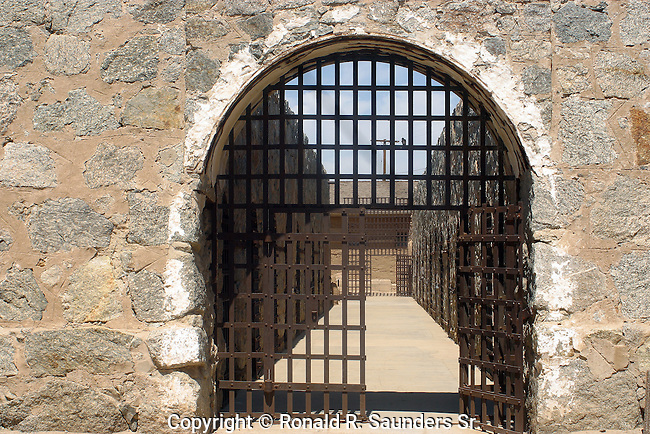 The Yuma Territorial Prison is a former prison located in Yuma, Arizona, United States. Opened in 1875, it is one of the Yuma Crossing and Associated Sites on the National Register of Historic Places in the Yuma Crossing National Heritage Area. The site is now operated as a historical museum by Arizona State Parks as Yuma Territorial Prison State Historic Park..
