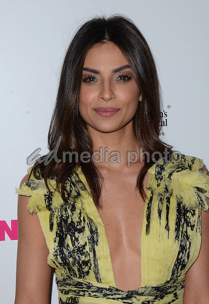 09 February  - Hollywood, Ca - Floriana Lima. Arrivals for the NYLON Magazine Pre-Grammy Party held at No Vacancy. Photo Credit: Birdie Thompson/AdMedia