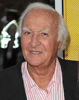 LOS ANGELES, CA - AUGUST 14: Robert Loggia arrives at the 'Hit & Run' Los Angeles Premiere on August 14, 2012 in Los Angeles, California. MPI21 / Mediapunchinc /NortePhoto.com<br />