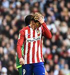 Atletico de Madrid´s Fernando Torres during 2015/16 La Liga match between Real Madrid and Atletico de Madrid at Santiago Bernabeu stadium in Madrid, Spain. February 27, 2016. (ALTERPHOTOS/Javier Comos)