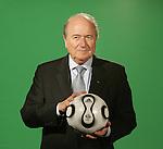 Auslosung zur FIFA Fussball Weltmeisterschaft 2006