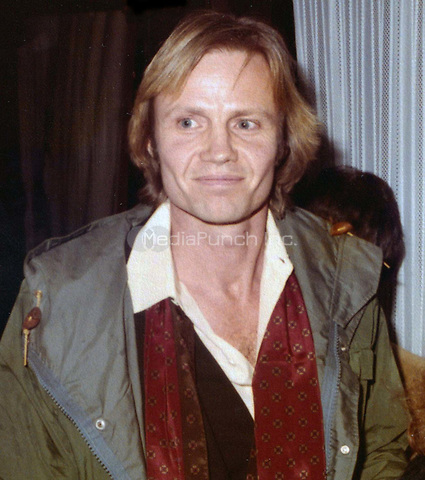 Jon Voight Undated. <br />