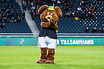 Solna 2013-09-30 Fotboll Allsvenskan AIK - &Ouml;sters IF :  <br /> AIK maskot<br /> (Foto: Kenta J&ouml;nsson) Nyckelord: