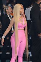 Nicki Minaj at the 2017 MTV Video Music Awards at The &quot;Fabulous&quot; Forum, Los Angeles, USA 27 Aug. 2017<br /> Picture: Paul Smith/Featureflash/SilverHub 0208 004 5359 sales@silverhubmedia.com