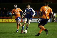 Rhys Norrington-Davies of Barrow during Braintree Town vs Barrow, Vanarama National League Football at the IronmongeryDirect Stadium on 1st December 2018
