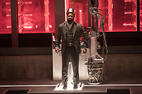 WESTWORLD (season 2)<br /> JEFFREY WRIGHT<br /> *Filmstill - Editorial Use Only*<br /> CAP/FB<br /> Image supplied by Capital Pictures