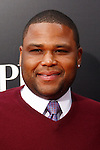 US actor/cast member Anthony Anderson arrives at the USA/LA premiere of CBS Films' 'The Back-Up Plan' held at the Regency Village Theatre in Westwood in Los Angeles on April 21, 2010. The movie is a comedy that explores dating, love, marriage and family in reverse.