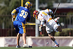 Chris Schaible (UCSB #33)  and Nick Mindel (USC #8)