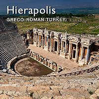 Pictures & Images of Hierapolis Archaeological Site Greco Roman Ruins -