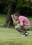 ARNHEM - Vincent Hubert   Voorjaarswedstrijden Golf heren op de Rosendaelsche Golfclub COPYRIGHT KOEN SUYK