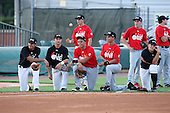 Team One Futures Game East at Roger Dean Stadium on September 25, 2010 in Jupiter, Florida..  (Copyright Mike Janes Photography)