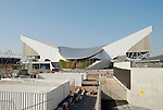 Olympics 2012 Aquatics Centre, Stratford, England