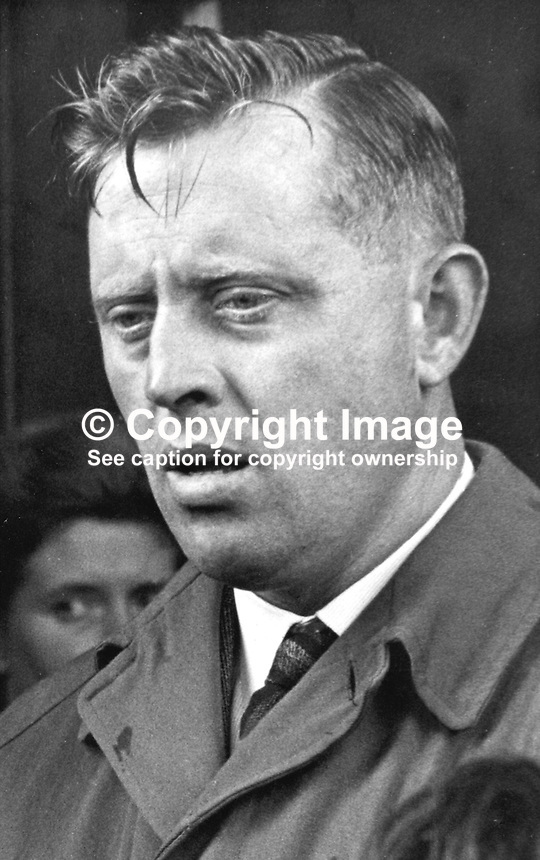 Detective Constable William Johnston, aka Billy Johnston, RUC, Belfast, 196907000207..Copyright Image from Victor Patterson, 54 Dorchester Park, Belfast, United Kingdom, UK...For my Terms and Conditions of Use go to http://www.victorpatterson.com/Victor_Patterson/Terms_%26_Conditions.html