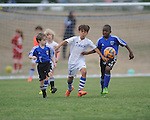 Lobos Rush Nero vs. SCSA Falcons at Mike Rose Soccer Complex in Memphis, Tenn. on Thursday, May 8, 2014.