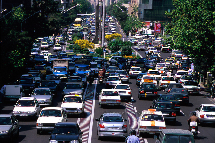Normal life in Tehran, Iran May 9,  2007.