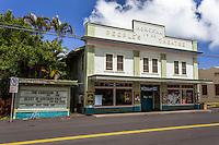 Honokaa People's Theatre, Big Island, Hawaii