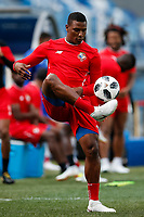 Harold Cummings of Panama during a Panama training session, prior to their 2018 FIFA World Cup Group G match against England, at Nizhny Novgorod Stadium on June 23rd 2018 in Nizhny Novgorod, Russia. <br /> Football FIFA World Cup Russia  2018 <br /> Foto Panoramic/Insidefoto