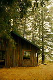 USA, Oregon, Wild and Scenic Rogue River in the Medford District, the Battle Bar Cabin