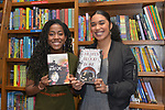 Young Adult Event book signing with author Elizabeth Acevedo and Tomi Adeyemi at Books and Books