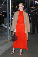 NEW YORK, NY - NOVEMBER 6:  Kate Bosworth at Good Morning America in New York City on November 6,  2017. <br /> CAP/MPI/RW<br /> &copy;RW/MPI/Capital Pictures