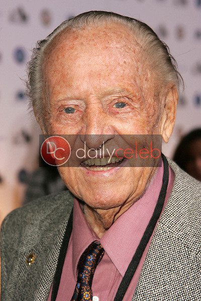 Art Linkletter<br />at the Griffith Observatory Re-Opening Galactic Gala. Griffith Observatory, Los Angeles, CA. 10-29-06<br />Dave Edwards/DailyCeleb.com 818-249-4998