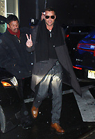 JAN 17 Ricky Martin Seen In NYC