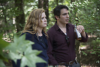 SHARP OBJECTS (mini, 2018)<br /> AMY ADAMS, CHRIS MESSINA<br /> *Filmstill - Editorial Use Only*<br /> CAP/FB<br /> Image supplied by Capital Pictures