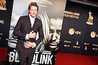 Utrecht, 24 september 2014<br /> Nederlands Film Festival<br /> Openingsavond met premiere van de film Bloedlink<br /> Tygo Gernandt<br /> Foto Felix Kalkman