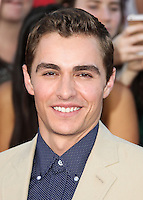 WESTWOOD, LOS ANGELES, CA, USA - JUNE 10: Dave Franco at the World Premiere Of Columbia Pictures' '22 Jump Street' held at the Regency Village Theatre on June 10, 2014 in Westwood, Los Angeles, California, United States. (Photo by Xavier Collin/Celebrity Monitor)