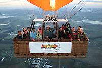 20140331 March 31 Hot Air Balloon Gold Coast