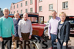 Easy driving<br /> -----------------<br /> Pictured during the KVV&amp;CCC Ring of Kerry annual event after the overnight halt in Waterville were L-R Peter Cronin, Tom Glover, Michael Coffey, Tom Quirke and Mary Cronin.