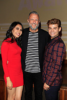 LOS ANGELES - OCT 28: Ashley Argota, Keith McNutt, Garrett Clayton at The Actors Fund's 2018 Looking Ahead Awards at the Taglyan Complex on October, 2018 in Los Angeles, California