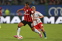 Football: Germany, 1. Bundesliga, Eintracht Frankfurt - Timothy Chandler