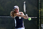 23 April 2015: Mary Closs. The Notre Dame University Fighting Irish played the Florida State University Seminoles at the Cary Tennis Park in Cary, North Carolina in a 2015 NCAA Division I Women's Tennis and Atlantic Coast Conference Tournament First Round match. Florida State won the match 4-3.