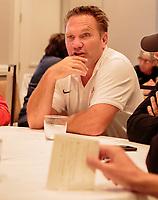 Dallas, TX - October 20, 2019: U.S. Soccer Development Academy Club Development Meeting held at the Omni Dallas at Park West.