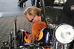 Actor Peter Fonda appears at Chiller Theatre and signs a Motorcycle on November 1, 2009 in Parsippany, NJ. (Photo by Sue Coflin/Max Photos)