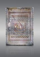 Roman mosaics - Persius & Andromeda Mosaic. Poseidon Villa Ancient Zeugama, 2nd - 3rd century AD . Zeugma Mosaic Museum, Gaziantep, Turkey.