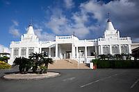 Soto Mission Buddhist Temple in Honolulu, O'ahu