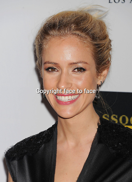CENTURY CITY, CA- MAY 03: Actress Kristin Cavallari arrives at the 20th Annual Race To Erase MS Gala 'Love To Erase MS' at the Hyatt Regency Century Plaza on May 3, 2013 in Century City, California...Credit: Mayer/face to face..- No Rights for USA, Canada and France -