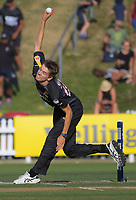 190106 Super Smash T20 Cricket - Wellington Firebirds v Canterbury Kings