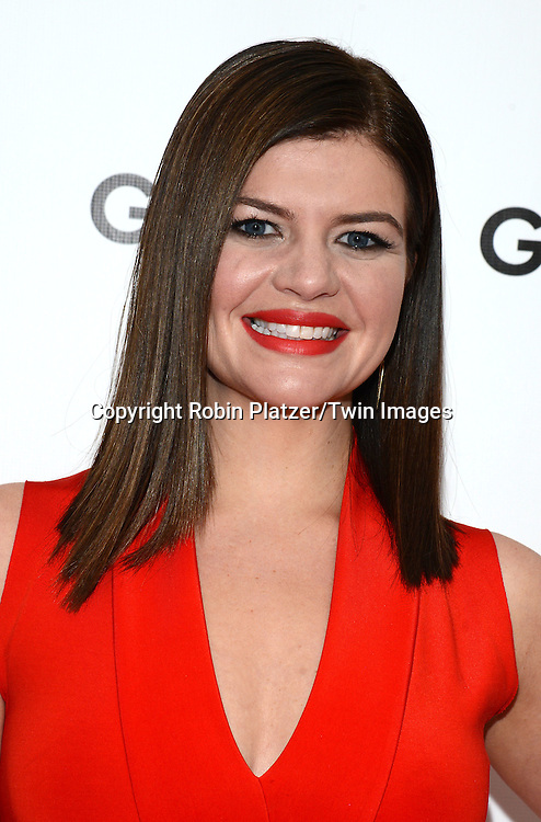 Casey Wilson  attends the &quot;Gone Girl&quot; premiere at the opening night of The New York Film Festival  on September 26, 2014 at Alice Tully Hall in New York City. <br /> <br /> photo by Robin Platzer/Twin Images<br />  <br /> phone number 212-935-0770