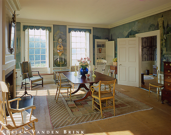 Hamilton House, South Berwick, Maine