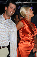 Ivana Trump, Donald Trump. Jr., 2011, Photo By John Barrett/PHOTOlink