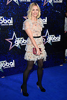 Jenni Falconer arriving for the Global Awards 2018 at the Apollo Hammersmith, London, UK. <br /> 01 March  2018<br /> Picture: Steve Vas/Featureflash/SilverHub 0208 004 5359 sales@silverhubmedia.com