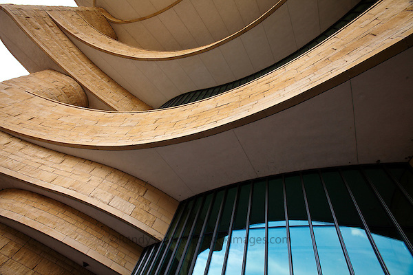 American Indian Musuem Washington DC Architecture