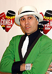 LOS ANGELES, CA. - December 10: Musician Taboo of the Black Eyed Peas arrives at The Conga Room Grand Opening At L.A. LIVE on December 10, 2008 in Los Angeles, California