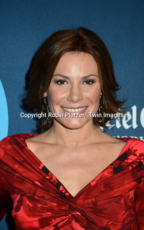 Countess LuAnn de Lesseps attends the 24th Annual GLAAD Media Awards on March 16, 2013 at The Marriott Marquis in New York City.