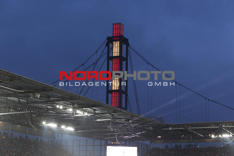 12.01.2019, Rhein Energie Stadion, K&ouml;ln, GER, DEL Wintergame, K&ouml;lner Haie - D&uuml;sseldorfer EG, im Bild<br /> &Uuml;bersicht Rhein Energie Stadion<br /> <br /> Foto &copy; nordphoto / Mueller