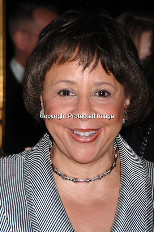 Sheila Johnson ..at The 5th Annual Women Who Care Luncheon benefitting ..United Cerebral Palsy of New York City on May 4, 2006 ..at Cipriani 42nd Street...Robin Platzer, Twin Images